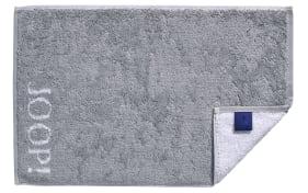 Gästetuch Joop! Classic Doubleface in silber, 30 x 50 cm
