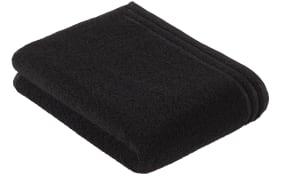 Duschtuch Calypso Feeling in schwarz, 67 x 140 cm