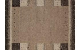 Teppich Gabbeh Oase in sand, 90 x 160 cm