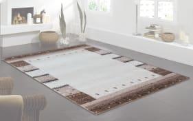 Teppich Oase in beige, 70 x 140 cm