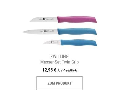 Messer-Set Twin Grip