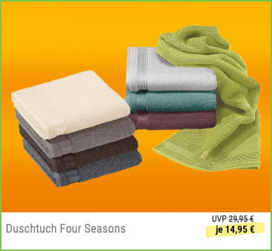 Duschtuch Four Seasons