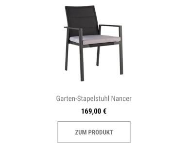 Garten-Stapelstuhl Nancer