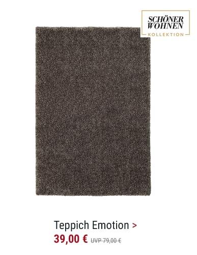 Teppich Emotion