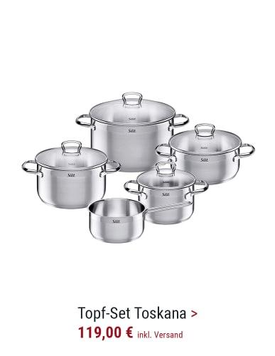 Topf-Set Toskana
