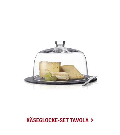 Käseglocke-Set Tavola