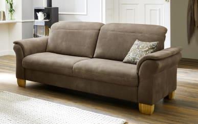 Sofa Luma in nougat