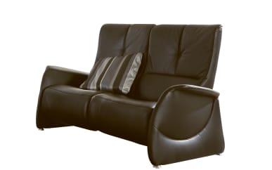 Sofa Cumuly in espresso, 2-Sitzer