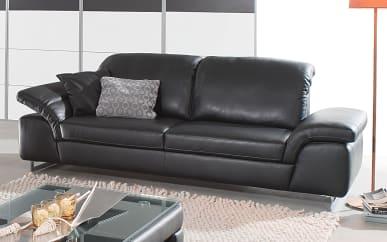 2-Sitzer Joyzze Plus in schwarz