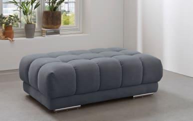 Hocker Modell Sento in grey