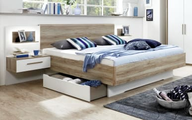 Bettanlage für Schlafzimmer Helene