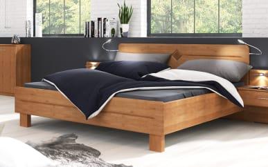 Schlafzimmer rom in erle teilmassiv online bei hardeck kaufen - Schlafzimmer rom ...
