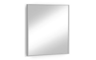 Spiegel Limana in Alu-Optik, 83 x 84 cm