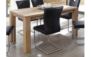 Tisch 8933 aus Eiche bianco