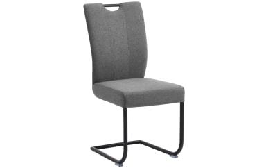 Schwingstuhl -3061- in grey