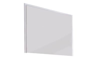 Spiegel Gloss in weiß, ca. 91 x 84 cm