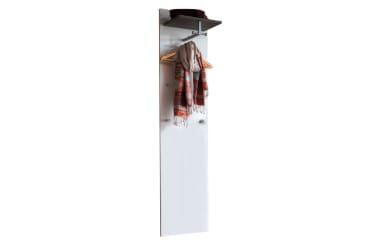 Garderobenpaneel Stelvio in Kastanie-Graphit-Dekor