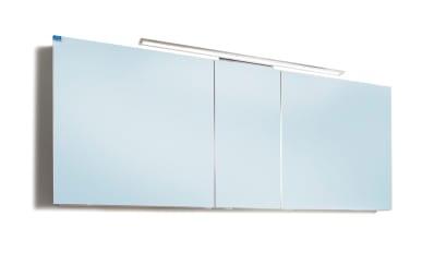 Spiegelschrank 3090 in Robinie dunkel-Optik