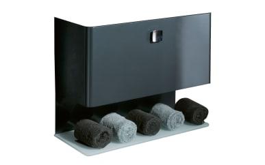 Waschtischunterschrank 3010.2 für Mineralgußwaschtisch 3010.2, ohne Deko