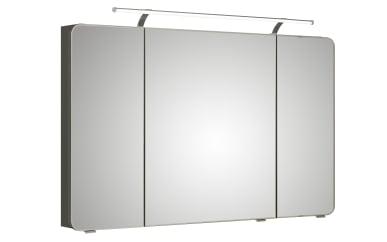 badeinrichtung fokus 4005 in steingrau hochglanz lackiert. Black Bedroom Furniture Sets. Home Design Ideas