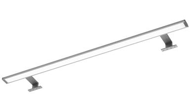 LED-Aufsatzleuchte Solitaire 9025 in anthrazit Gebürstet
