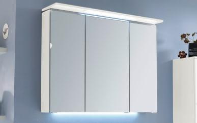 Spiegelschrank Next Generation Quada in weiß