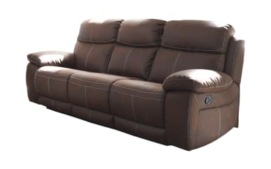 3-Sitzer Verona in dark brown