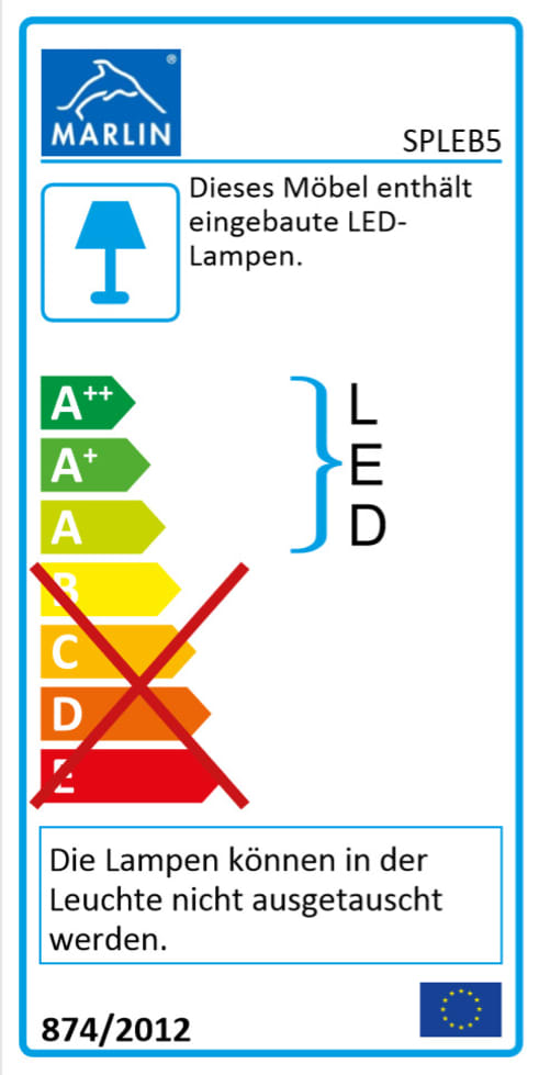 Energieeffizienz: Spiegelpaneel 3010.2