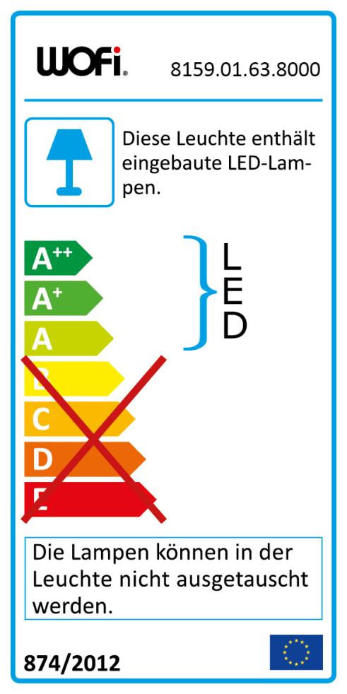 Energieeffizienz: LED-Tischleuchte Skip