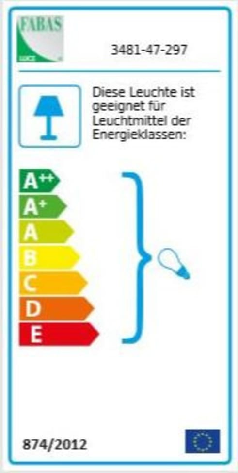 Energieeffizienz: Pendelleuchte Lila, 3-flammig