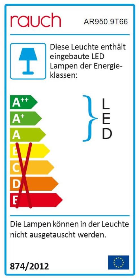 Energieeffizienz: Bettanlage Friedberg in alpinweiß, 180 x 200 cm