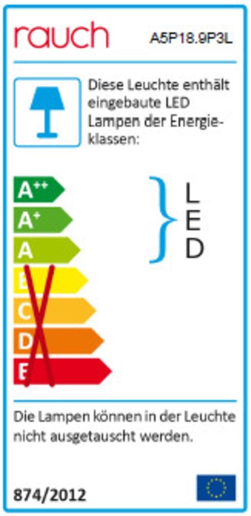 Energieeffizienz: Passepartoutrahmen Mosbach in Eiche Stirling-Optik