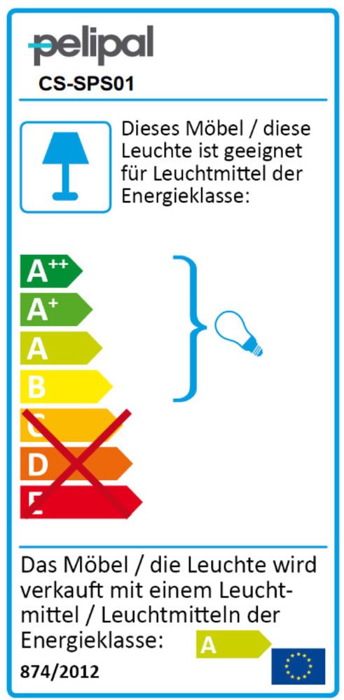 Energieeffizienz: Badeinrichtung Cassca in anthrazit