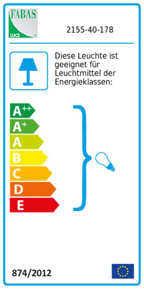 Energieeffizienz: Zug-Pendelleuchte Savona in weiß