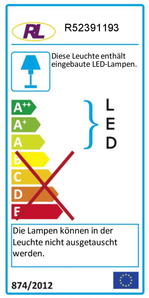 Energieeffizienz: LED-Tischleuchte Viper in fuchsia