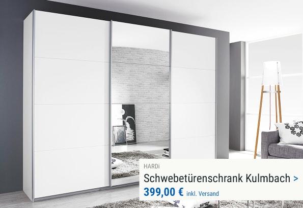 Schwebetürenschrank Kulmbach