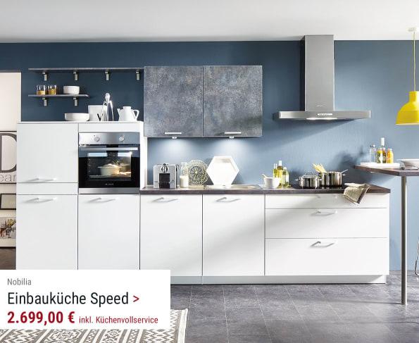 Einbauküche Speed