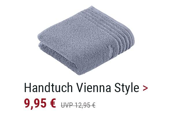 Handtuch Vienna Style