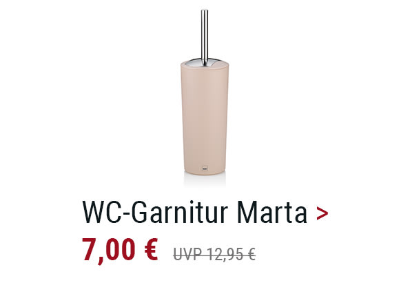 WC-Garnitur Marta