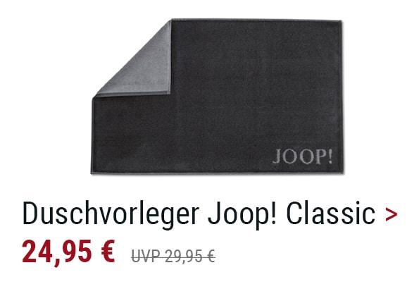 Duschvorleger Joop! Classic Doubleface