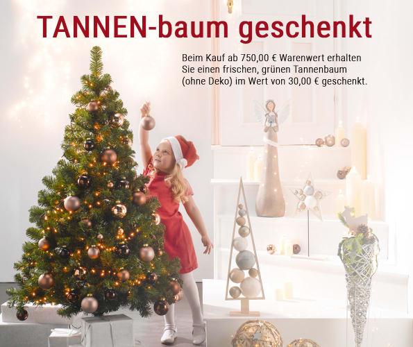Tannenbaum geschenkt
