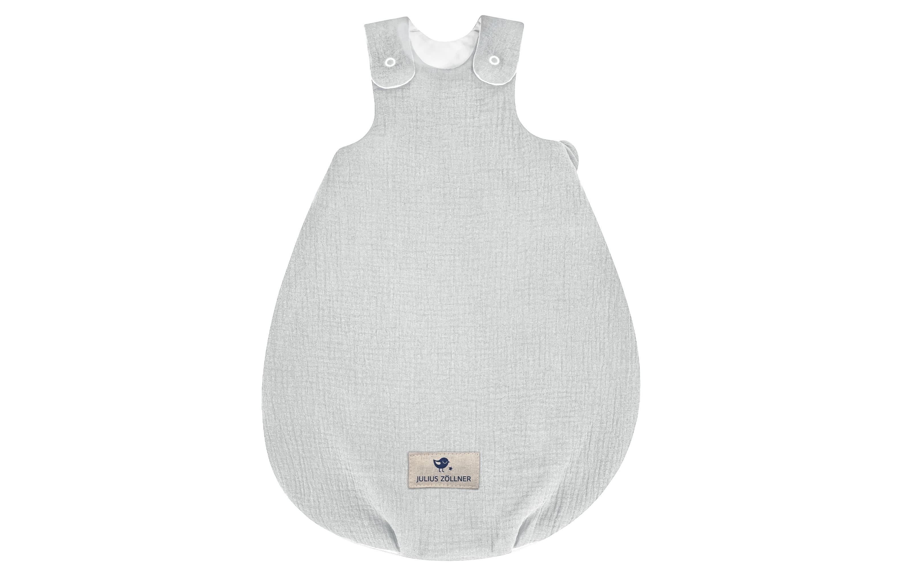 Babyschlafsack Terra in grau