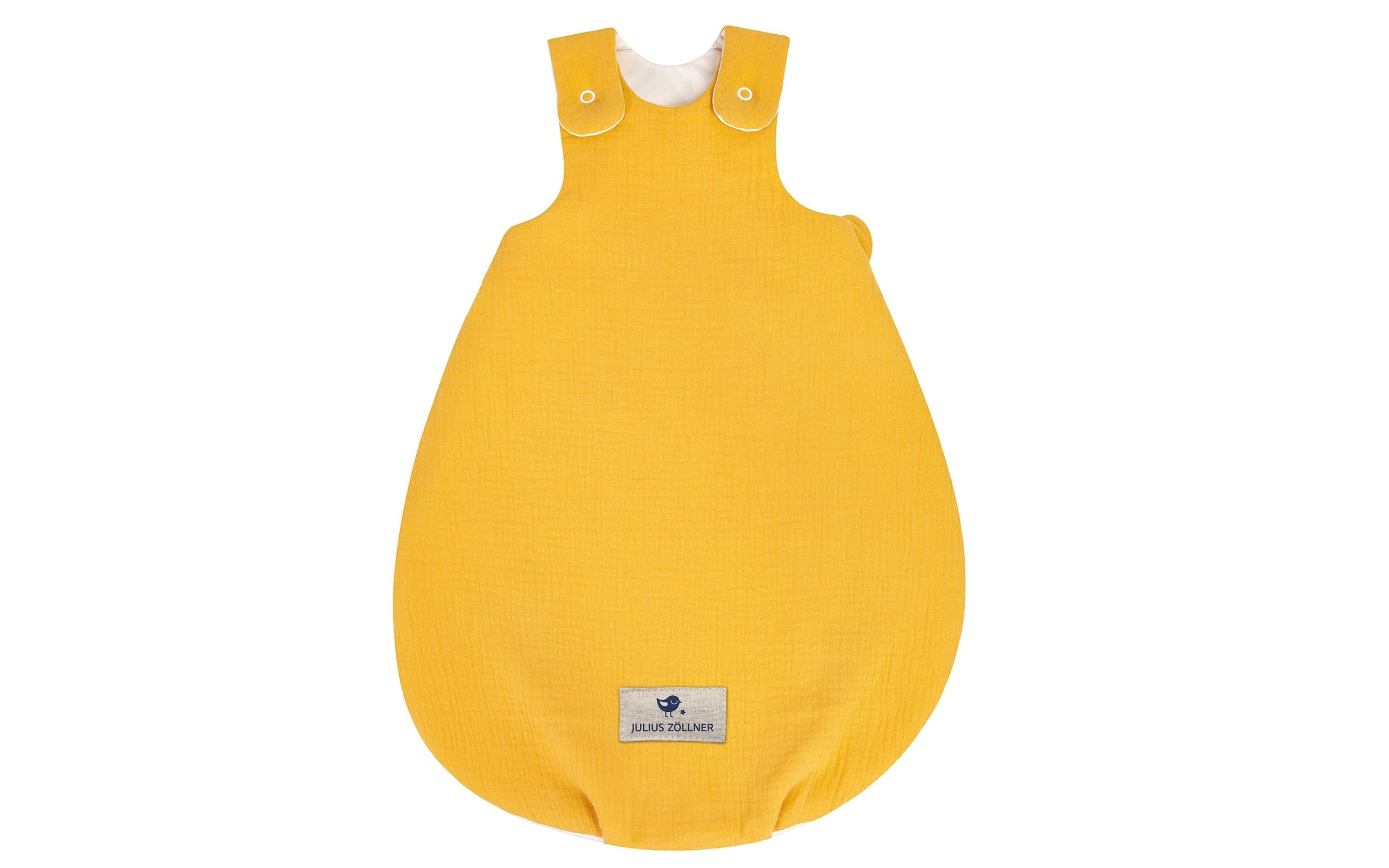 Babyschlafsack Terra in honig