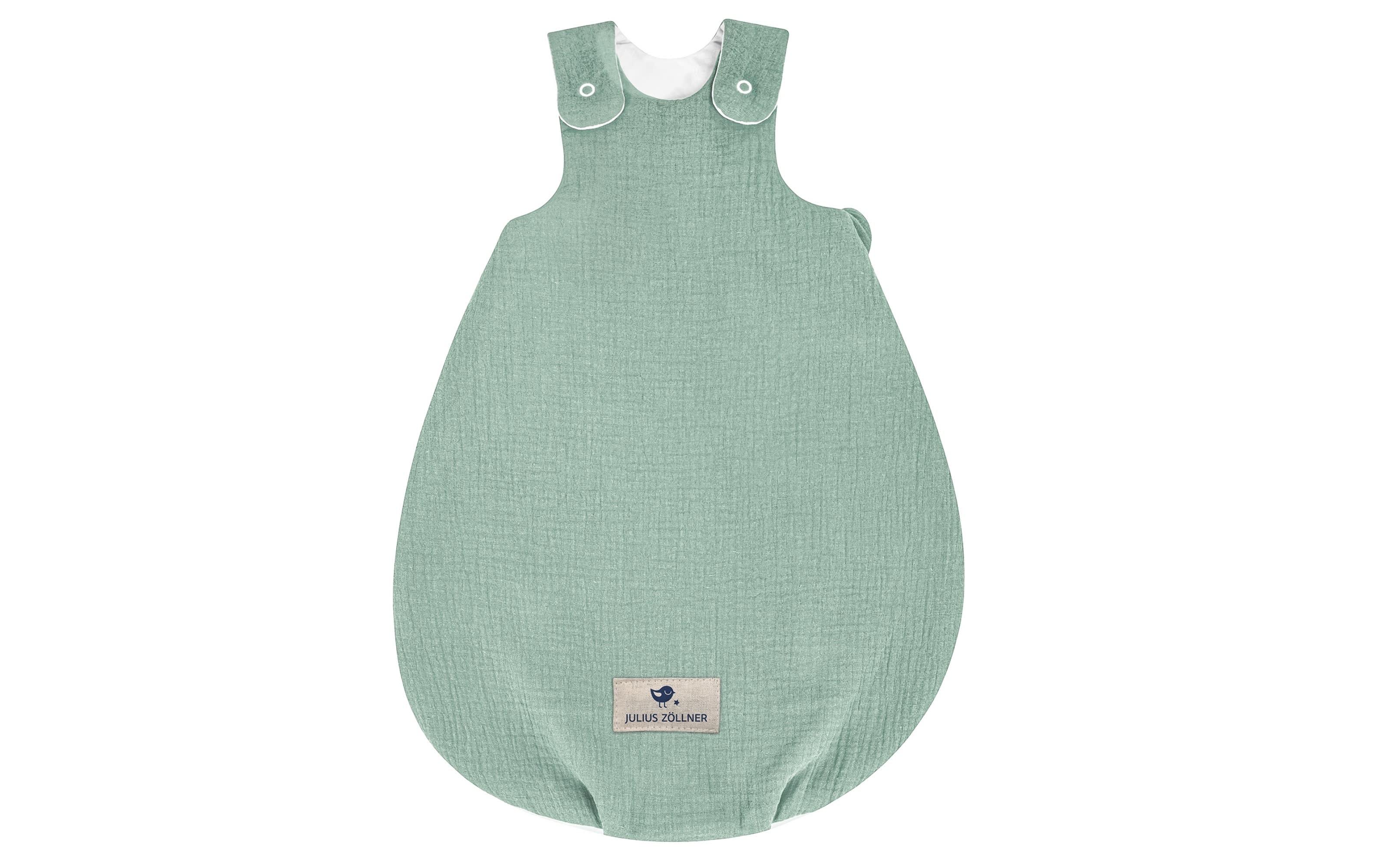 Babyschlafsack Terra in grün