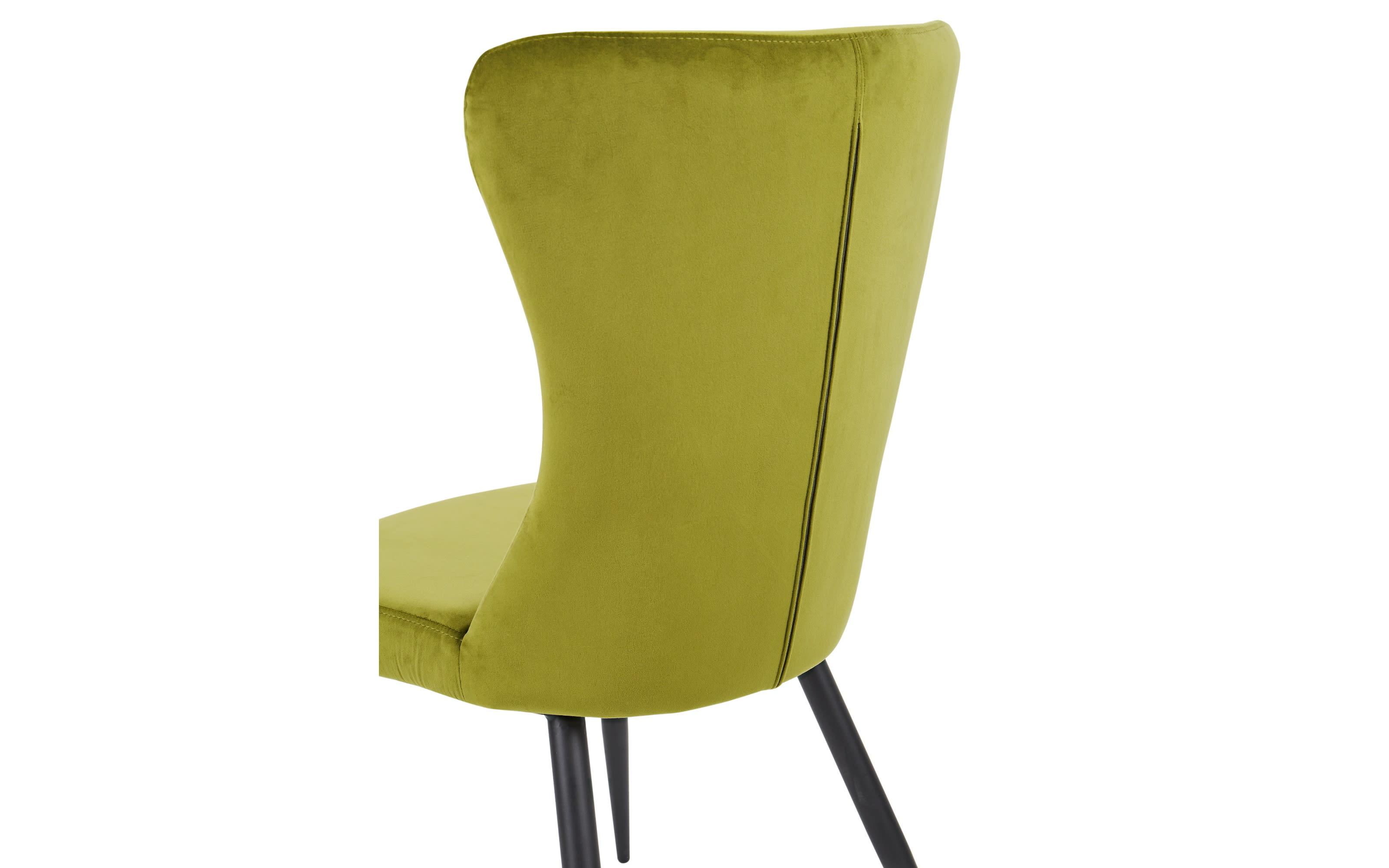 Stuhl Aguas in grün
