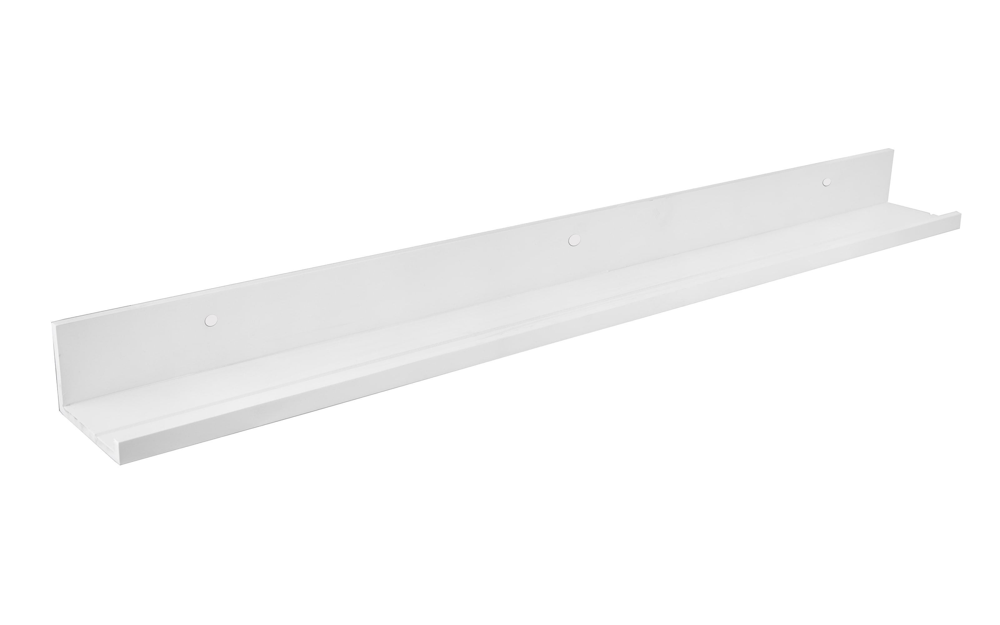 Bilderleiste Enz in weiß, 110 x 12 cm