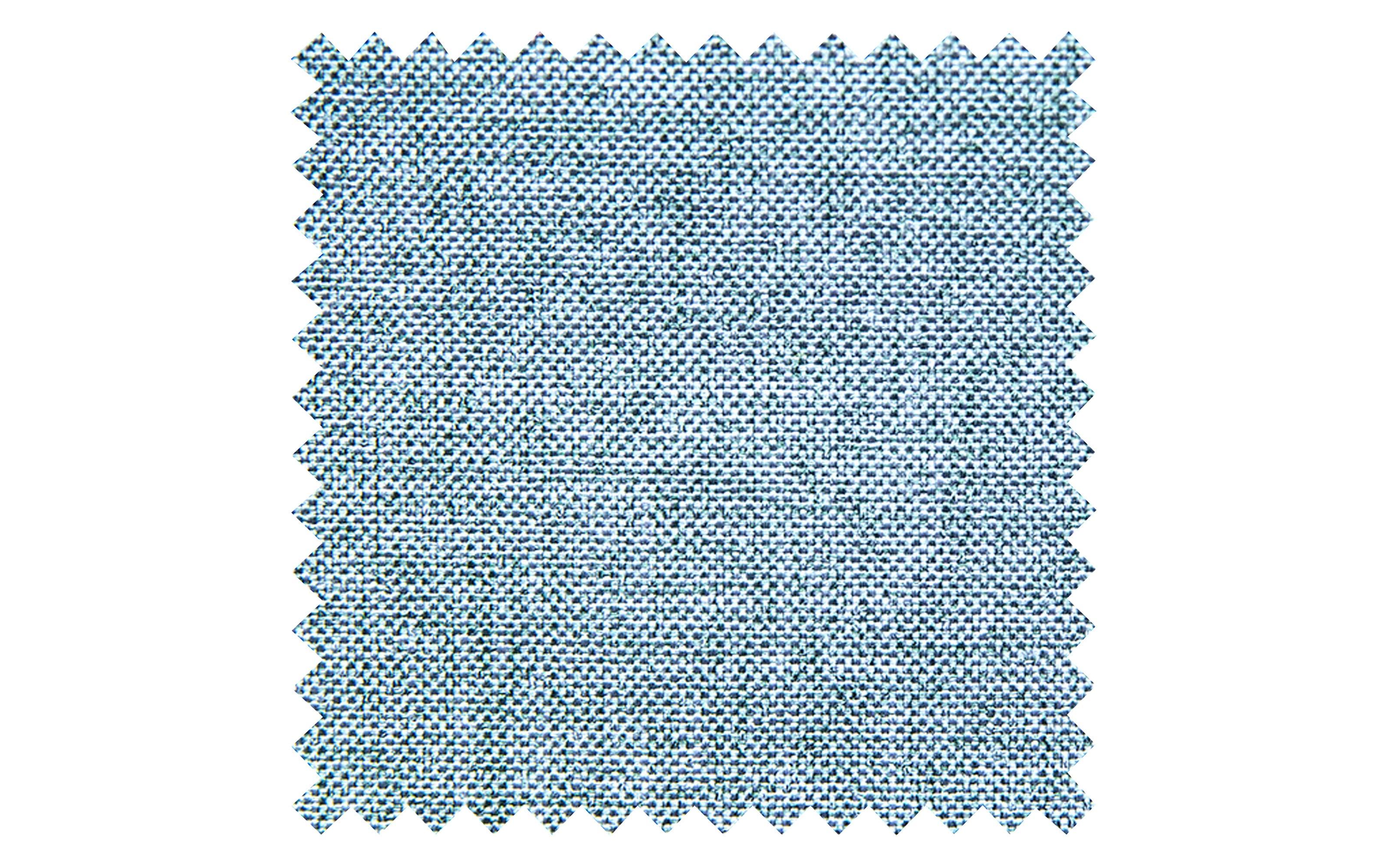 Boxspringbett Ravello 5 in pastellblau, inklusive Bettkästenund Komfortschaumtopper