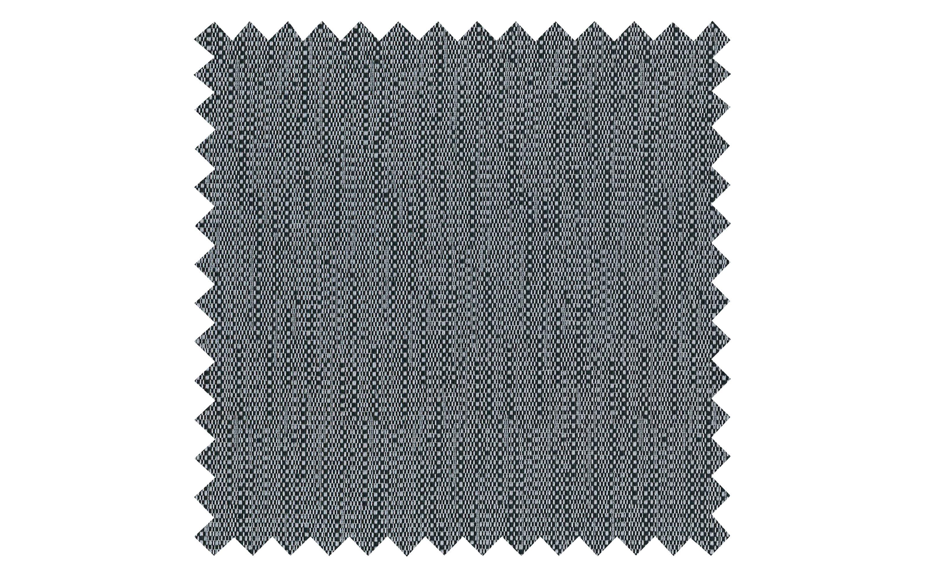 Nachtkonsole Lancy in Design 142/09 grau meliert