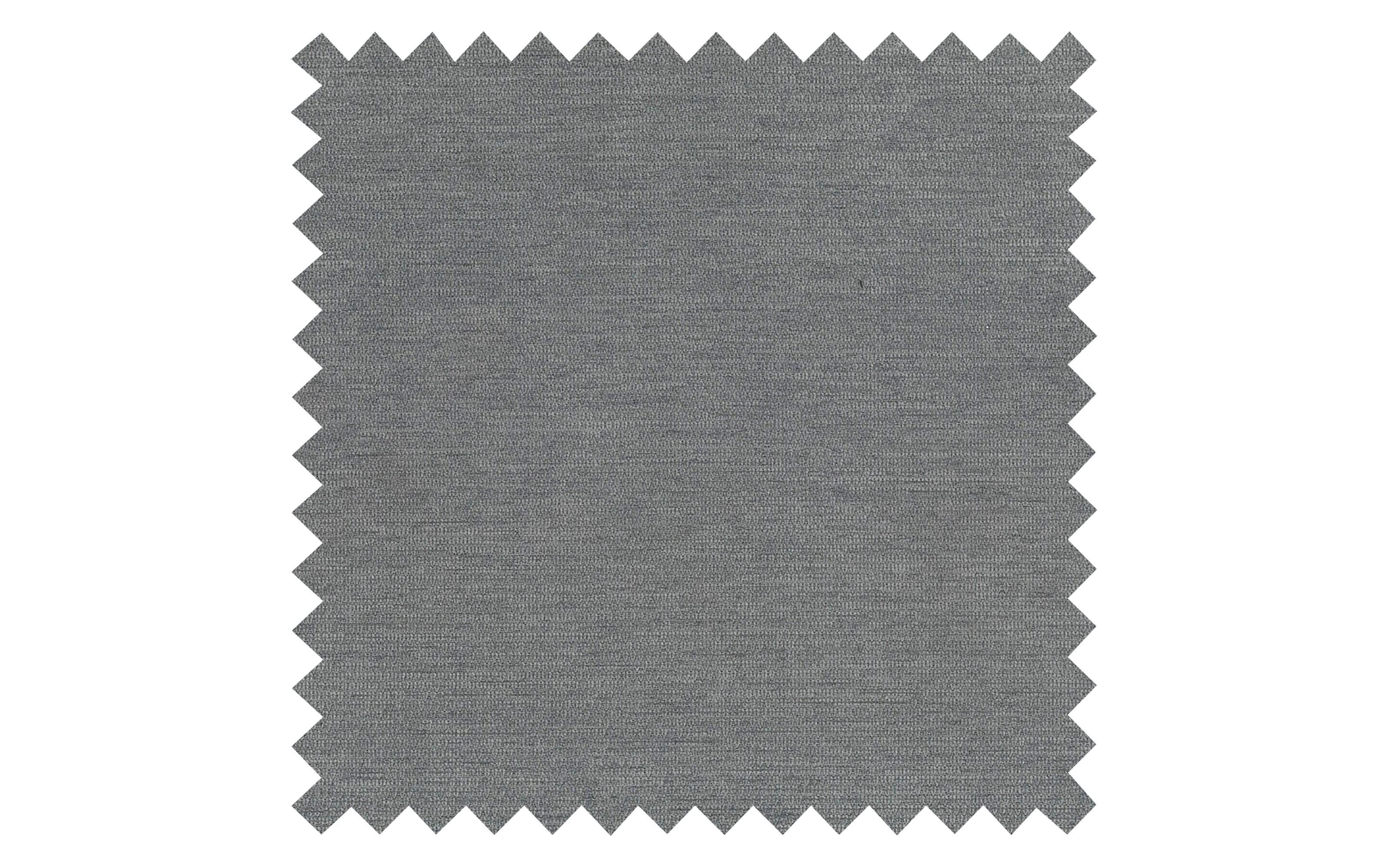 Boxspringbett Lea in grau, mit 2 Rückenkissen, Liegefläche ca. 180 x 200 cm