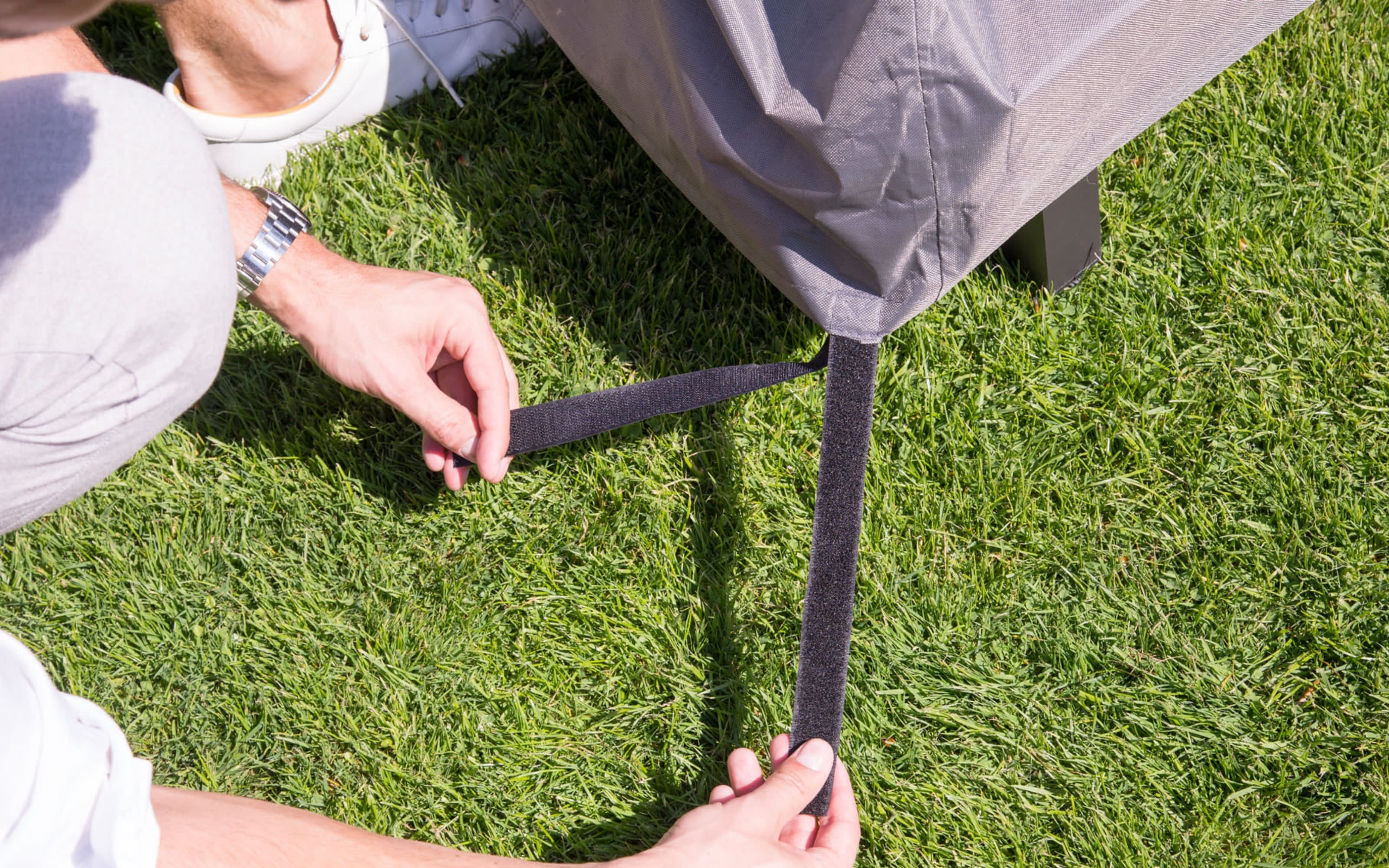 Gartenmöbel-Schutzhülle 209003 in anthrazit